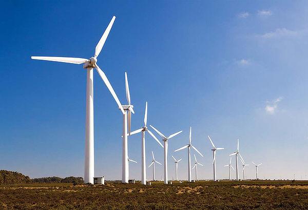 Technique d'éoliennes et de production d'énergie